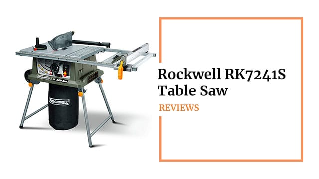 Rockwell RK7241S Review